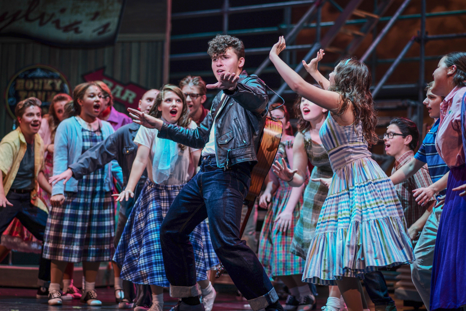 Broadway Camp - PIPPIN - School of the Performing Arts